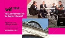 WIF Festival International de Design Interactif